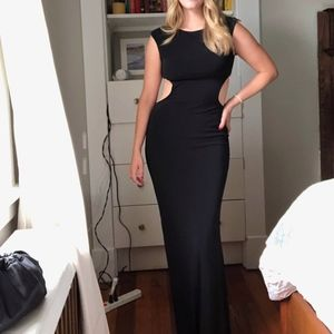 Jovani Black Formal Dress
